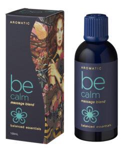 Be Calm 100mL_Carton+Bottle