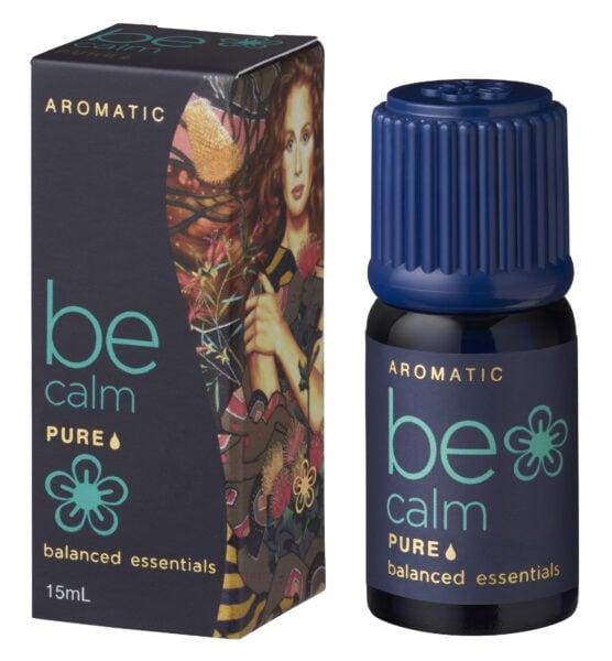 Be Calm Pure 15mL_Carton+Bottle