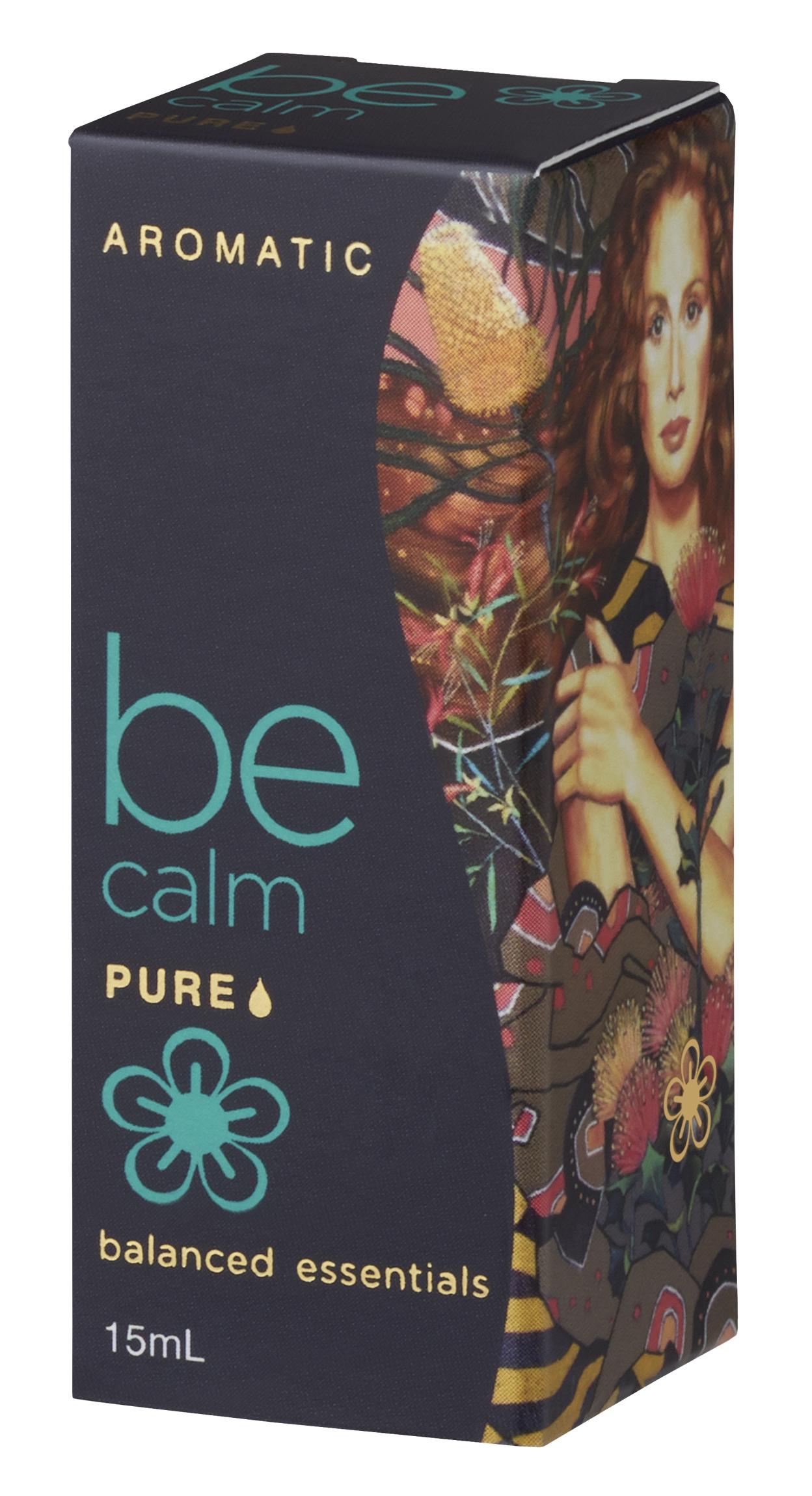 Be Calm Pure 15mL_Carton