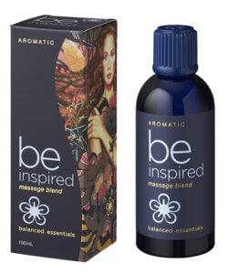 Be Inspired 100mL_Carton+Bottle
