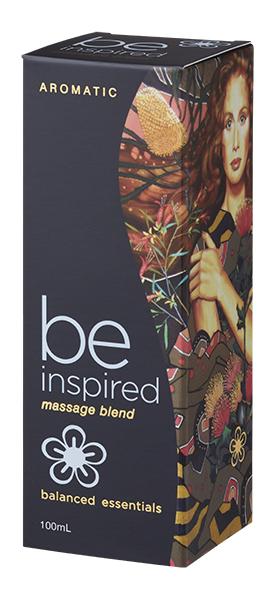 Be Inspired 100mL_Carton