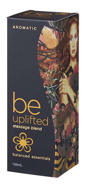 Be Uplifted 100mL_Carton