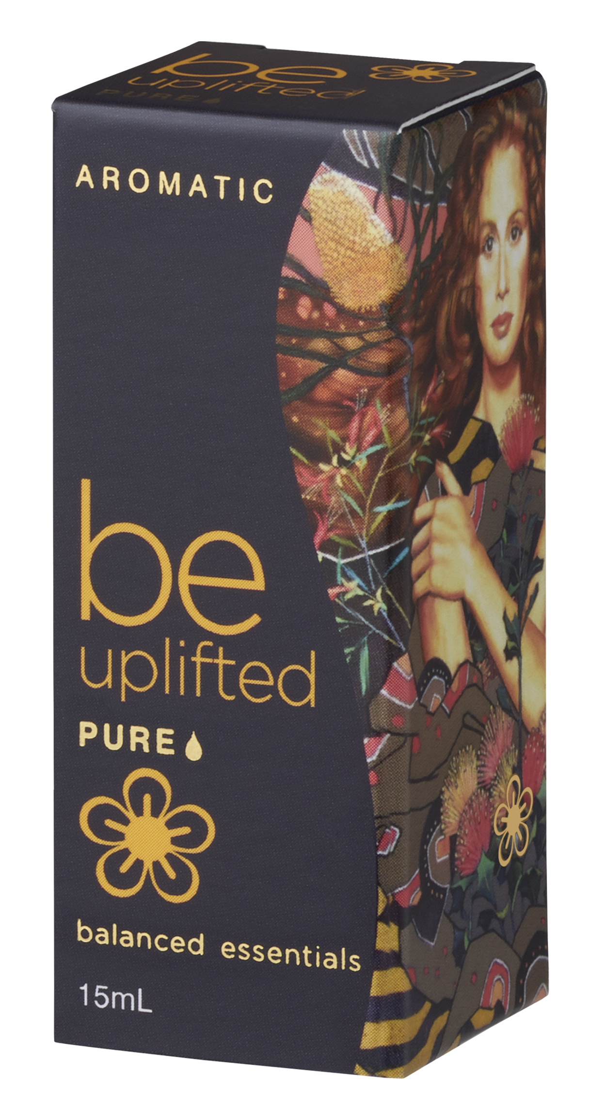 Be Uplifted Pure 15mL_Carton