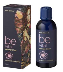 Be Vital 100mL_Carton+Bottle