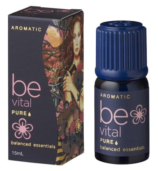 Be Vital Pure 15mL_Carton+Bottle
