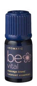 BE VITAL Massage Blend 15mL
