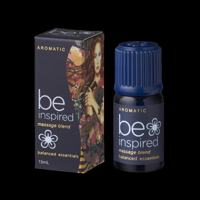 BE INSPIRED Massage Blend 15mL