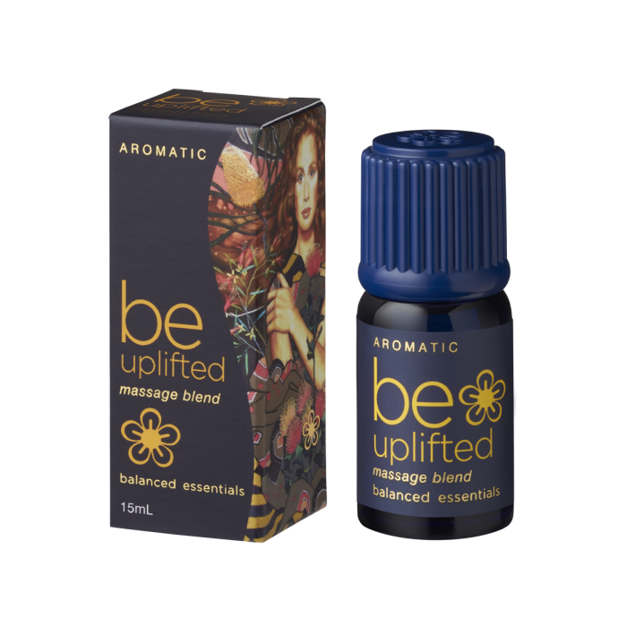 BE UPLIFTED Massage Blend 15mL